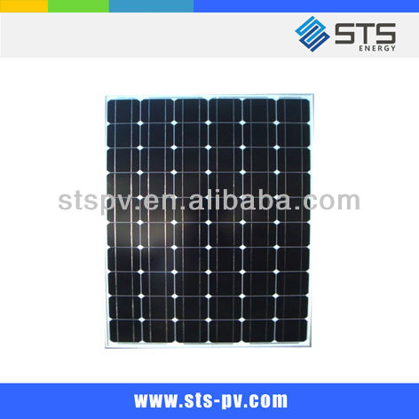 Hot sale 160W most efficient solar panel
