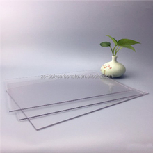 good scratch resistance Hard coated polycarbonate sheet