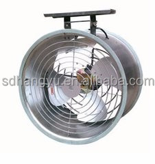 DC Electric Current Type and Axial Flow Fan Type axial fan