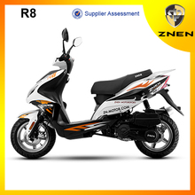 ZNEN MOTOR-- 2017 R8 Euro IV sport gas scooter eletric and gasoline motorcycle and parts