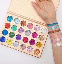 Private Label OEM 24 Color High Pigment Glitter Eyeshadow Palette