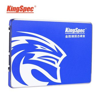 "Kingspec 2.5"" SATAIII high speed SSD 120GB solid state Hard drive SSD for Industrial PC/Server T-120 R/W: 500/485MB/s"