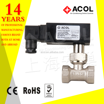 5a 250vac micro water flow switch for engineering