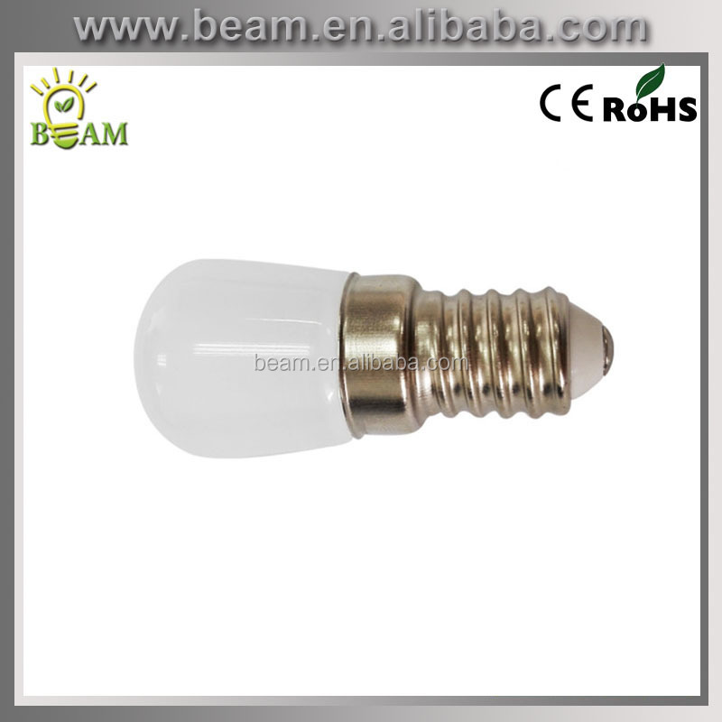 Led Appliance Light Bulb 1.4W 100lm E14 E17 Led Refrigerator Bulb 220V 230V 240V Warm White Natural White Cool White