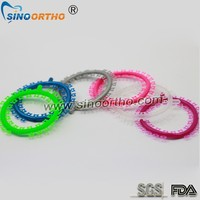 Soft elastic rubber band china fashion Cartoon O- Ring