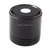 Creative Round outdoor rechargeable battery 3W bluetooth speaker 2016
