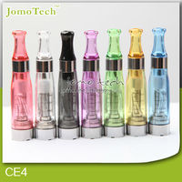 2014 best selling products electronics cigarettes 1.6ml ce4 clear atomizer, high quality ego t clearomizer