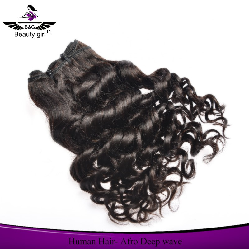 2016 new arrival full cuticle virgin cambodian hair afro wave cheap hair bundles