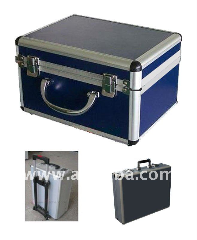 Aluminium / metal / customized / size / handy / rolling / moving / carry / Suitcase / briefcase / trolley / kit / case / box