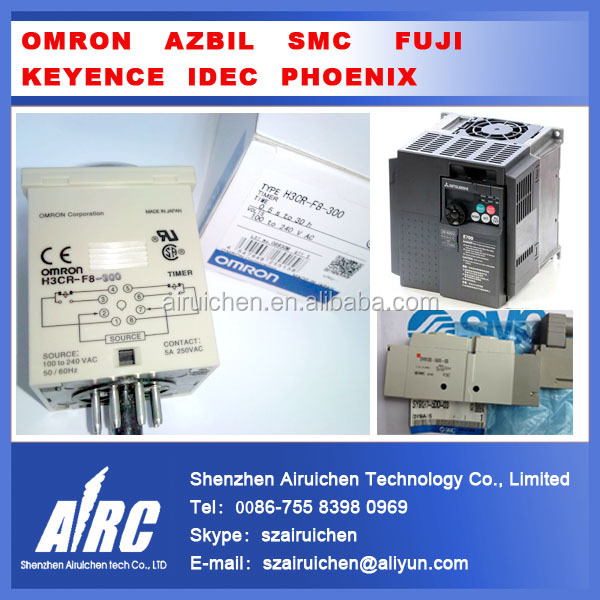 industrial control devices switch relay solenoid