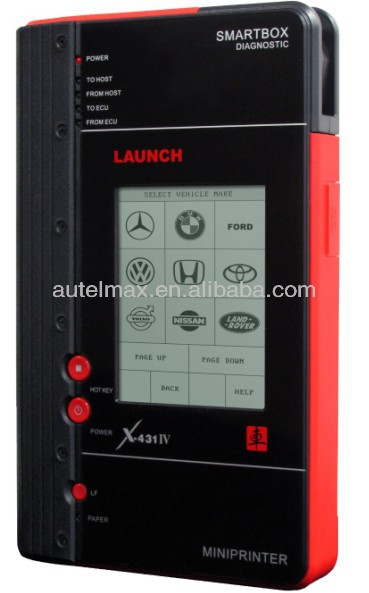 Launch x431 iv scanner auto diagnostic tester best price