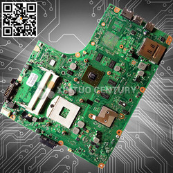 High quality F60 laptop motherboard for Toshiba with N11P-LP1-A3 P000536810 full tested ok P/N:FLFSY2