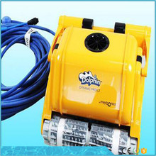 Dolphin automatic climbing wall vacuum robot cleaner swimming pool cleaning equipment swimming pool robotic cleaner