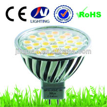 5050SMD led spotlight led mr16 dimmable 4w led spotlights
