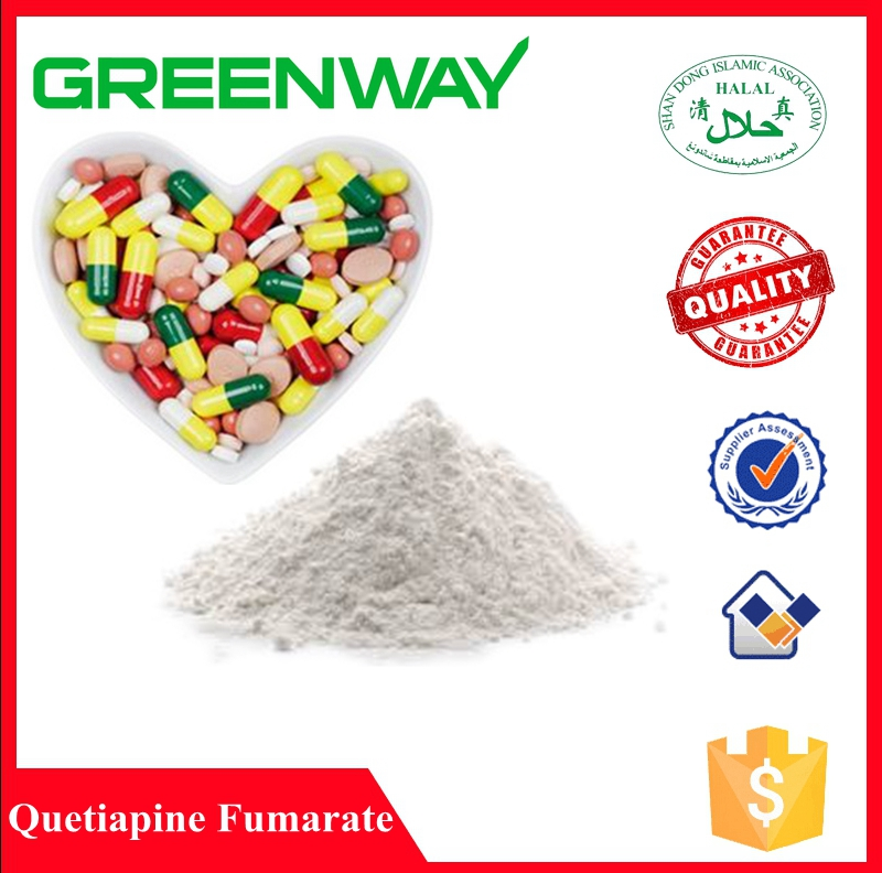 China Quetiapine Fumarate, Tiamulin Hydrogen Fumarate, CAS No.: 111974-72-2