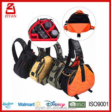 Camera Bag Travel Outdoor Backpack Knapsack Waterproof and Sling Bag Shoulder Bag