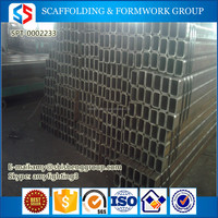 Tianjin SS Group 12mm 30mm 6mm Steel square tube/pipe