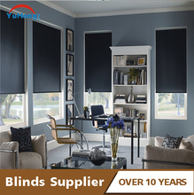 Block out fabric window sun shade roller blinds from china