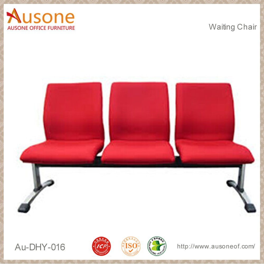 Comfortable Seating Fabrics Airport Waiting Chair