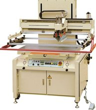 Semi Automatic Flat Silk Screen Printing Machine for package printing