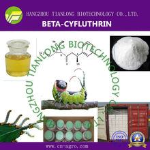 Highly effective Bata-Cyfluthrin 95%TC,100EC,100SC 25kg/drum
