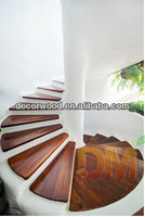 Noble Unique Spiral wood stairs / Custom made stairs