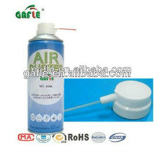 cleaning gas/canned air duster/aerosol spray air duster