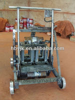 QMJ2-45 egg laying portable hollow block machine price