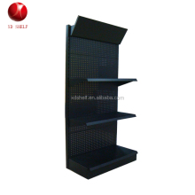 High Quality 1meter Long Perforated Hanging Hand Tools Display Rack