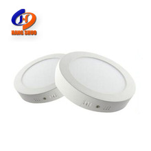 Factory Wholesale Price Indoor 24W Led Panel Light 6W 12W 18W Round Surface Mounted Ceiling Led Downlight For House