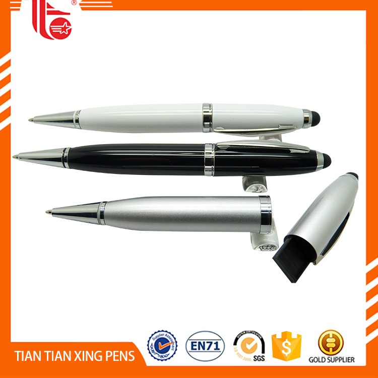 free ink metal roller pen,promotion metal ball pen with cap