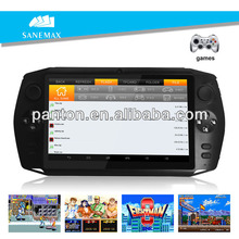 7.0 inch RK3168 dual core 64bit android handheld game console 1080P HDMI / wifi display / OTG