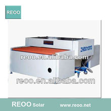 REOO NEW! REOO glass cleaning machine used in solar panel production line