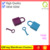 famous milka chocolate brand customize heart shape padlock