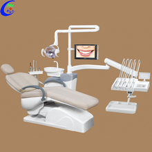China Best Medical Dental Instrument Equipment Integral Electric Dental Chair Unit