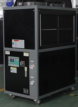 3HP industrial air cooled chiller