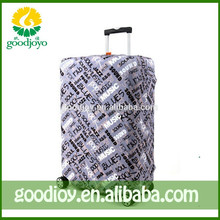 Best quality travel bag suitcase cover spandex luggage cover