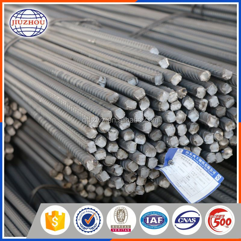 Chinese Manufacturers for construction deformed steel bar