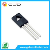 High quality BD034 TO - 126 Plastic Encapsulate Transistors