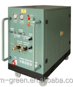 refrigerant recovery recycle machine