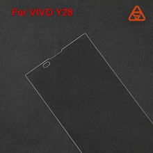 New Model cell phone for BBK vivo Y28 scratch resistant tempered glass screen protector