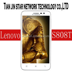 Android OS 4.4 Octa core 1.7GHz processor 5.0 inch screen 4G TD-LTE/TD-SCDMA/GAM S808T Lenovo mobile phone