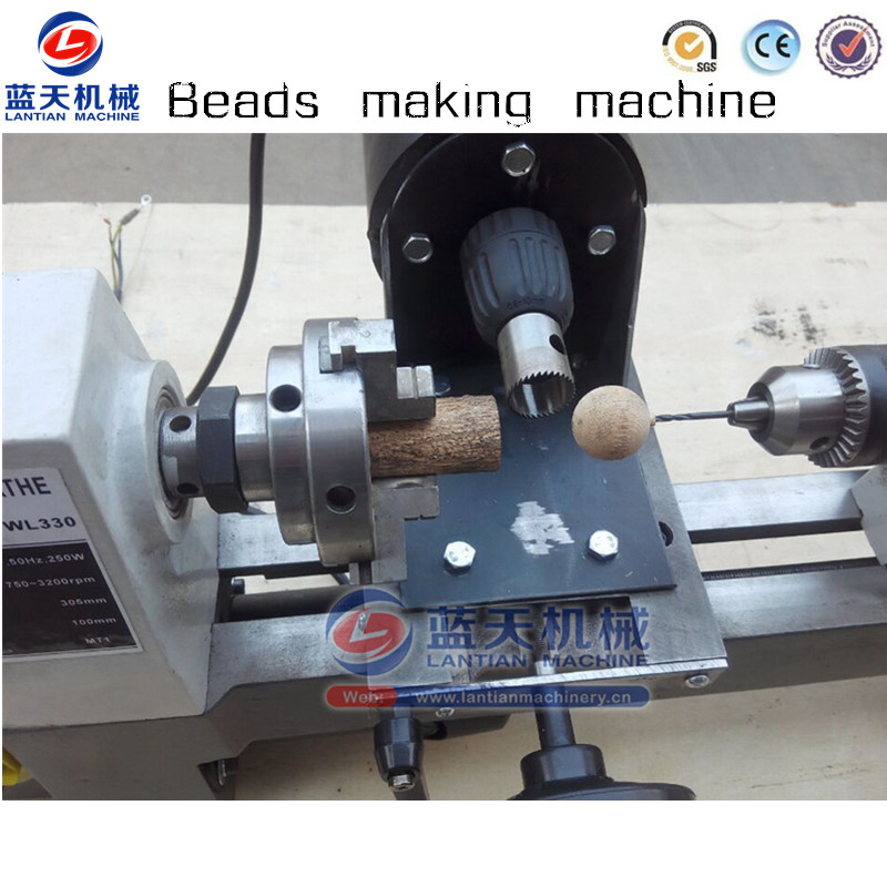 small lathe wood lathe for buddha beads