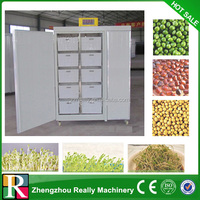 factory direct sale mung bean sprout making machine