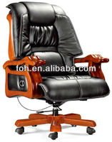 Executive desk chairs, Manager office desk chairs(FOHA-19)