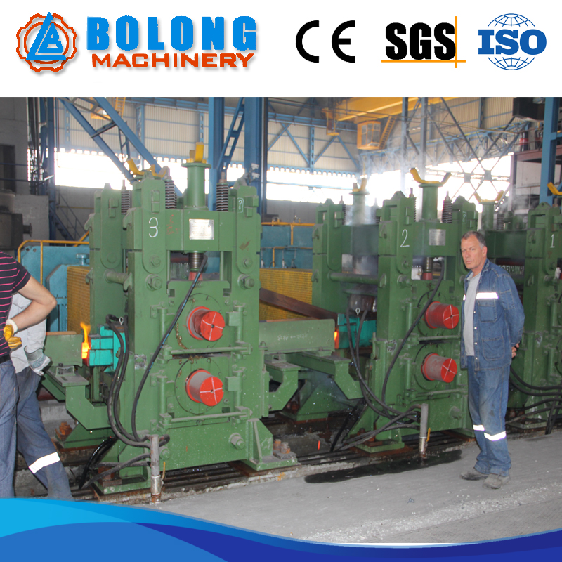 Forming Machine Continuous Rolling Mill Process