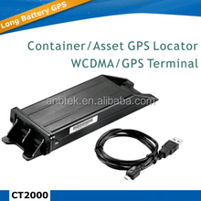 3G long battery life gps tracker with mobile and web base tracking system