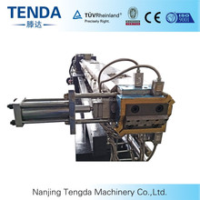 HDPE Pipe Extruder Machine for Recycling Granules