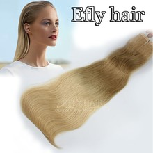 "Hot!!! hair extension tape silk stright 12"" 18"" 20"" 22"" 24"" 100% virgin Europen remy hair all cuticles in same direction"