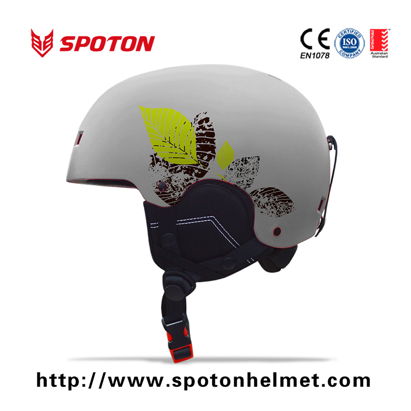 ABS &EPS New Ski Helmet Cover,Ski Helmet Decoration for Outdoor Sports